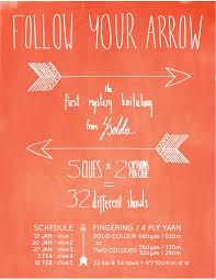 <b>Follow Your Arrow</b> - Ysolda Ltd