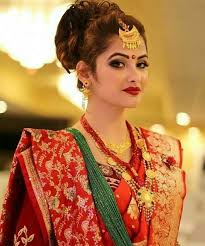 78 best nepali weddings images on pinterest bride makeup Nepali Wedding Jewellery nepali wedding tradition nepal marriage bride makeup simple nepali bridal jewellery