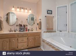 American Home Design Bathrooms Bathroom Interior Of Middle Class American Home In Kentucky