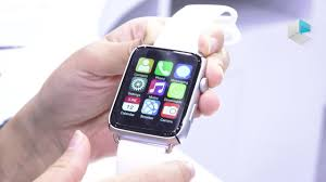 Oversize Apple <b>Watch</b> clone and other crazy smartwatches ...