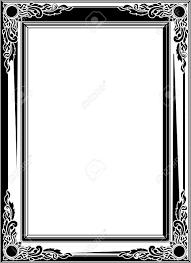 Image Gograph Gold Photo Frame With Corner Line Floral For Picture Vector Frame Border Design Decoration Pattern 123rfcom Gold Photo Frame With Corner Line Floral For Picture Vector