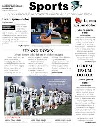 Old Fashion Newspaper Template Newspaper Headline Powerpoint Template Clipping Free Article