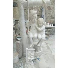 marble garden statue at rs 180000 piece