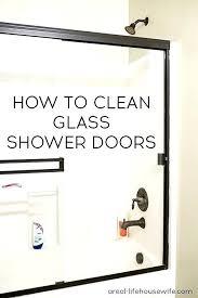 how to clean shower door tracks how to remove shower doors how to clean glass shower how to clean shower door tracks