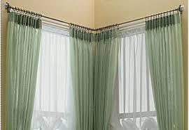 Double rod curtain ideas Grommet Double Rod Window Treatment Ideas Blinds Decoration Ideas Valances Decoration Ideas Double Rod Curtain Ideas Curtains Decoration Ideas Drapes