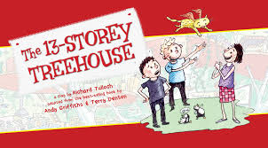 The 13Storey Treehouse Tickets  Official Ticketek Tickets Tour 13 Storey Treehouse Play