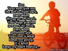 Beautiful Son Quotes Best of Quotes About Your Son Also Dear Son Quote Beautiful Words Of Love