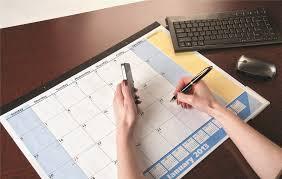 desk pad calendar on desk.  Pad Large Desktop Calendar Office Desk Insssrenterprisesco  And Pad On Z