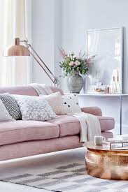 15 Modern Interior Decorating Ideas Blending Gray And Pink ColorsLiving Room Pastel Colors