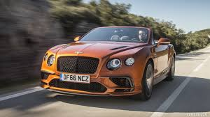 2018 bentley supersports convertible. fine convertible 2018 bentley continental gt supersports convertible color orange flame   front wallpaper and bentley supersports convertible i
