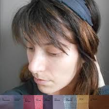 Headband Bohème Plume En Cuir Personnalisable Coiffure Mariage Demoiselle Dhonneur