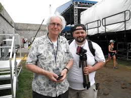 An honor for Medford's Bill Hanley, father of festival sound - The ...