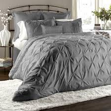 lux  piece comforter set