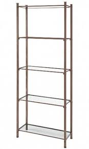 Image Grey Wash Etagere Shelf Foter Metal And Glass Etagere Ideas On Foter