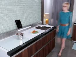 Small Picture Inside the GE micro kitchen Business Insider