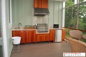Natural stone kitchen countertops Different Countertop Outdoor Kitchen Countertops Pinterest How To Tile Outdoor Kitchen Countertops With Natural Stones