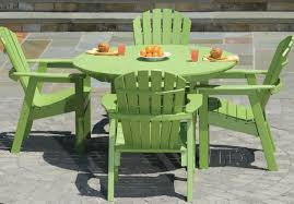 Seaside Casual Outdoor Furniture Adirondack Chair Recycled Plastic