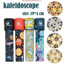rotating kaleidoscope rotation fancy world baby toy kids autism kid toy intl 8dj2s1dg