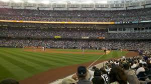 Yankee Stadium Section 131 Row 13 Seat 14 New York