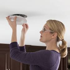 install recessed lighting when working with electricity always