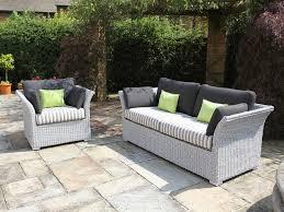Concept White Wicker Outdoor Furniture White Wicker Outdoor