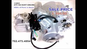110cc atv go kart engine replacement for tao tao roketa baja kandi tao tao 125 atv wiring harness at Tao Tao 110cc Engine Wiring