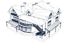 architectural house drawing. Perfect House Amazing House Architecture Drawing At Getdrawings Free For Personal And Architectural D