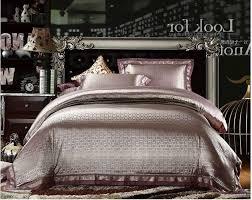 4pcs noble king silk bedding set comforter on aliexpress com in sets queen prepare 0