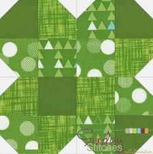 3/2016 : 4-H clover block for my Farm Girl Vintage quilt! Came ... & This would be a great clover block for my Farm Girl Vintage quilt! Piece N  Quilt: How to: Clover Mini Quilt Tutorial - Sunday Stitches Adamdwight.com