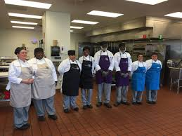 last year 27 students from the culinary at eva s village peted in the first kontos foods culinary challenge creating dishes with kontos