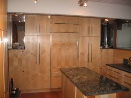 Maple Kitchen Cupboard Doors Birdseye Maple Kitchen Cabinets