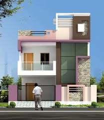 simple modern house. Delighful Simple West Face Indira Gndhi To Simple Modern House