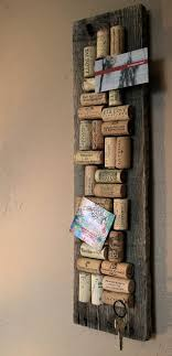 wine cork bulletin board get organized by coloradocorkcreative