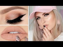 insram bad makeup tutorial full glam shaaanxo you