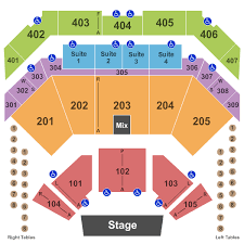 H Town Arena Theatre Seating Chart Choctaw Grand Theater Seating Chart Choctaw Grand Theater