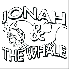 Jonah Bible Coloring Pages Lovely Medquit Jonah Coloring Pages Bible