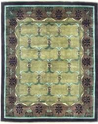 outstanding mission style area rugs the motif in arts and crafts intended craftsman runner
