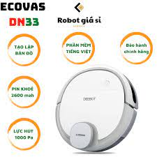 Robot hút bụi lau nhà Ecovas Deebot T5 Neo ( DX55)