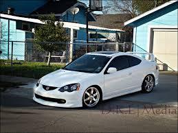 Acura Rsx Type S White wallpaper | 1024x768 | #28203