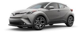 2018 toyota hrc. Wonderful 2018 The Firstever 2018 Toyota CHR Color Outside The Lines Inside Toyota Hrc