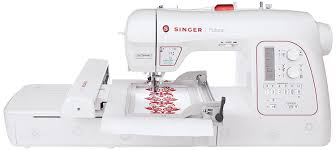 Futura Embroidery Designs Singer Futura Xl 580 Embroidery And Sewing Machine Review