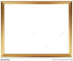 Simple frame design Blue Gold Vintage Frame Isolated On White Gold Frame Simple Design Megapixl Gold Vintage Frame Isolated On White Gold Frame Simple Design