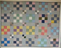 Nine Patch Quilt | ufocoach & Vintage Nine Patch Adamdwight.com