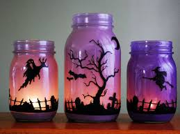 How To Decorate A Jar 60 Ideas to DIY Halloween Jar Decorations Pretty Designs 51