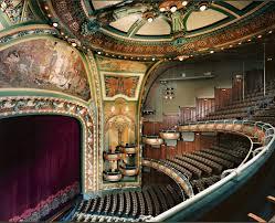 New Amsterdam Theatre Jones Architecture