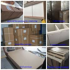 kitchen cabinet delivery fcl if clients quantity is large enough we can use the fulll container loading the containers will be loaded in our factory by us