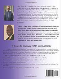 A Guide to Discover YOUR Spiritual Gifts: mccleary, mark, Griffith,  Terrence: 9798603222226: Amazon.com: Books