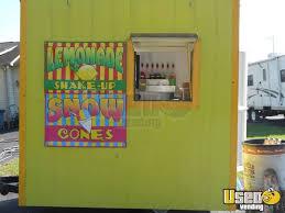 Lemonade Vending Machine Amazing Used 48' Snow Cone Lemonade Trailer For Sale In Kentucky