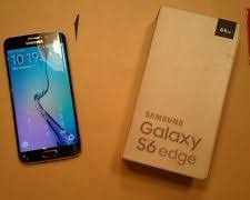 samsung galaxy s6 black sapphire. samsung galaxy s6 edge sm-g925v - 64gb black sapphire (verizon) smartphone