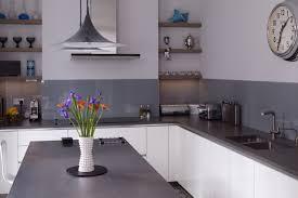 kitchen glass backsplash. View In Gallery. Although This Glass Backsplash Kitchen R